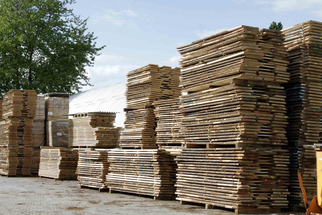 priprava na susenie drevo masiv dub vyroba nabytku